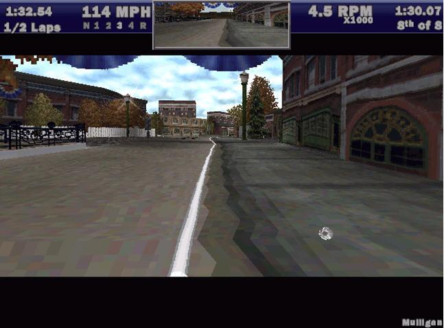 新极品飞车3(V-Rally 2: Expert Edition)硬盘版截图2