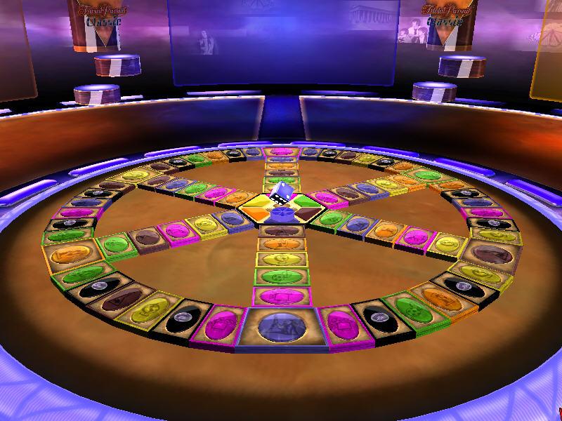 棋盘游戏(Trivial Pursuit Unhinged)硬盘版截图2