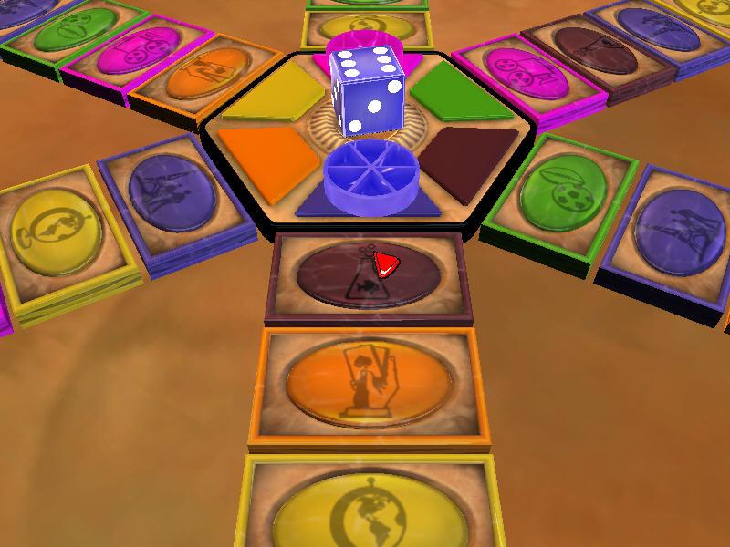 棋盘游戏(Trivial Pursuit Unhinged)硬盘版截图3