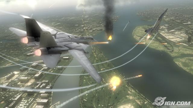 汤姆克兰西之:鹰击长空(Tom Clancy's H.A.W.X) 完美英文免安装版截图3