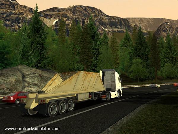 欧洲卡车模拟(Euro Truck Simulator)硬盘版截图2