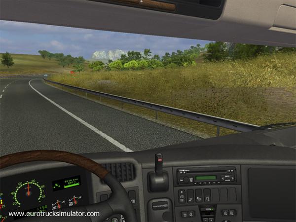 欧洲卡车模拟(Euro Truck Simulator)硬盘版截图0