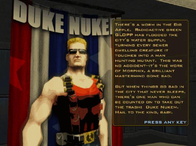 毁灭公爵:曼哈顿计划(Duke Nukem:Manhattan Project)硬盘版截图0