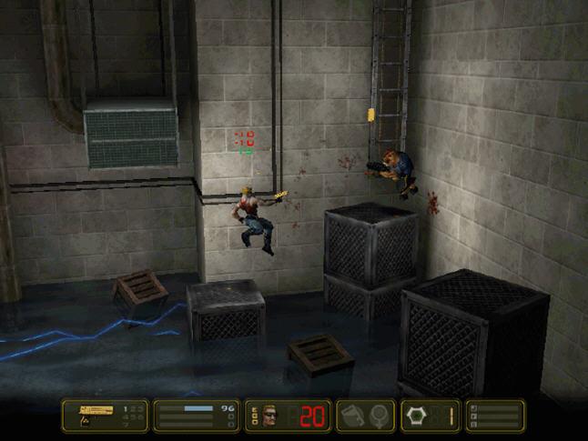 毁灭公爵:曼哈顿计划(Duke Nukem:Manhattan Project)硬盘版截图3