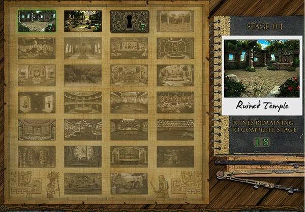 玛雅公主遗失之谜中文硬盘版截图2