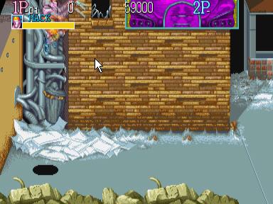 名将(Captain Commando) 街机游戏截图0