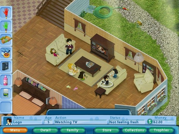 虚拟家庭截图0