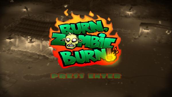 燃烧僵尸(BurnZombieBurn) 英文免安装版截图0
