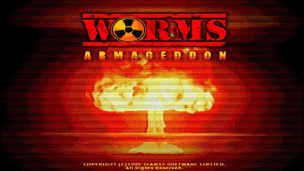 百战天虫之末日浩劫(Worms Armageddon) 英文安装版截图0