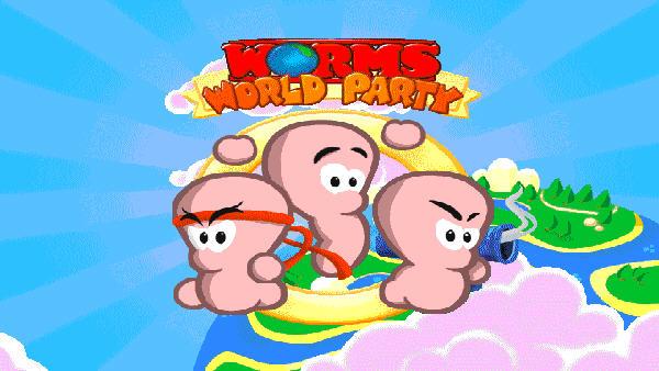 百战天虫 世界派对(Worms:World Party) 汉化安装版截图2
