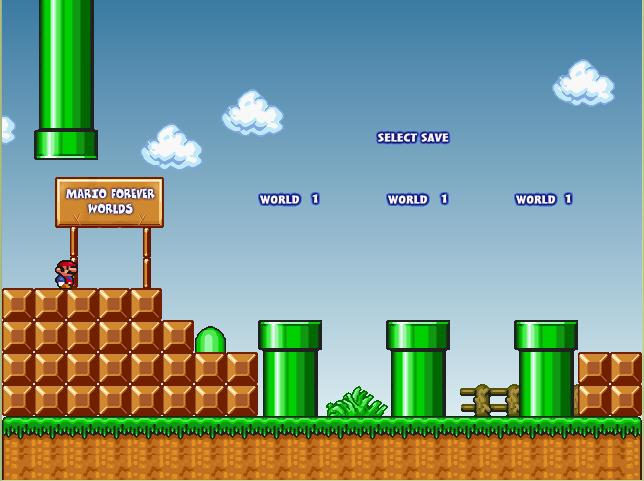 永远的超级玛丽(Mario Forever)硬盘版截图0