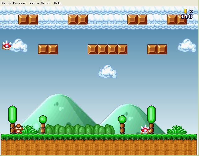 永远的超级玛丽(Mario Forever)硬盘版截图1