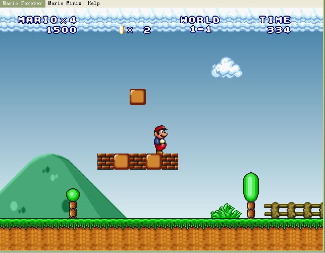 永远的超级玛丽(Mario Forever)硬盘版截图2