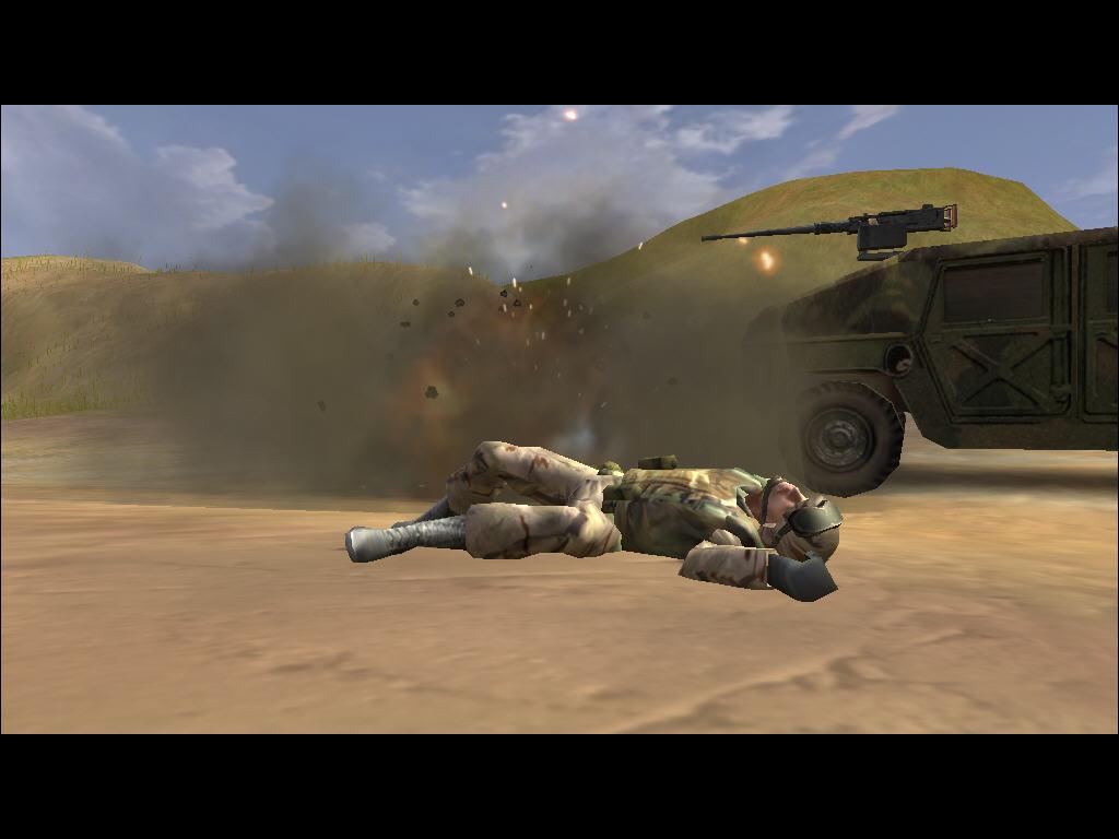 三角洲特种部队5:黑鹰坠落中文完整版截图3