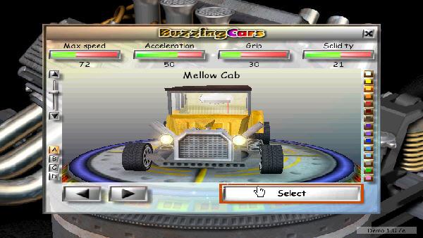 Buzzing Cars英文安装版截图2
