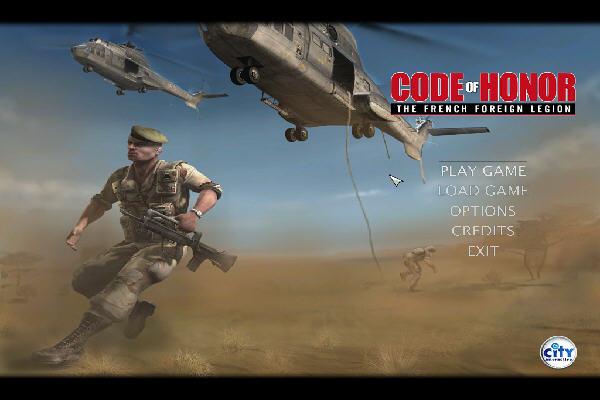 荣誉代码 法国外籍军团(Code of Honor: The French Foreign Legion) 英文安装版截图1