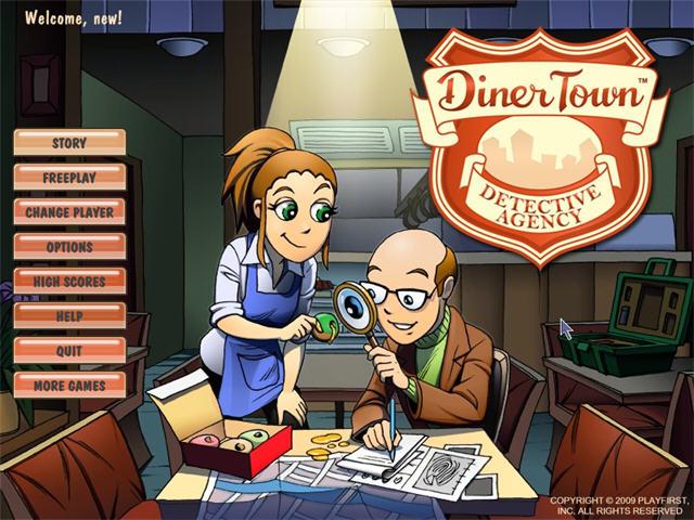 美女餐厅侦探社
