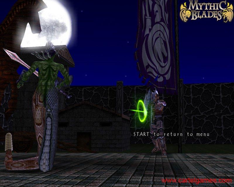 神话之刃截图3