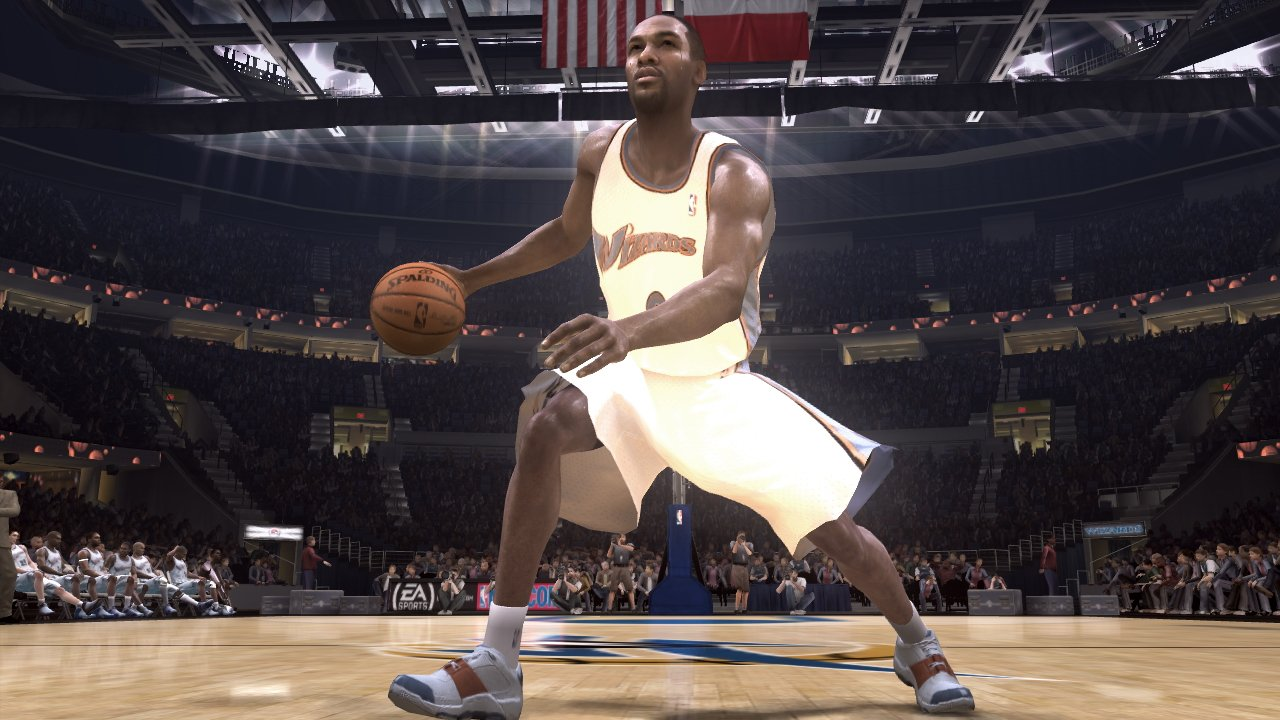 NBA LiVE 2008硬盘版截图2