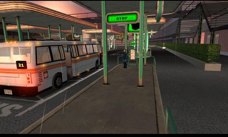 巴士驾驶员(Bus Driver )英文安装版截图2