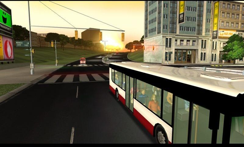 巴士驾驶员(Bus Driver )英文安装版截图1