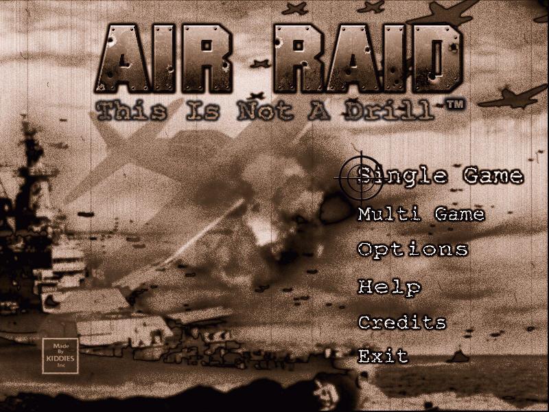 抢滩登陆2003-空袭截图0