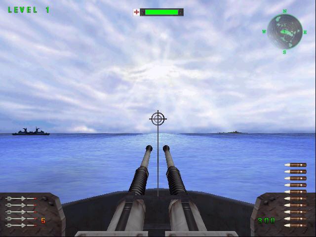 抢滩登陆2003-空袭截图1
