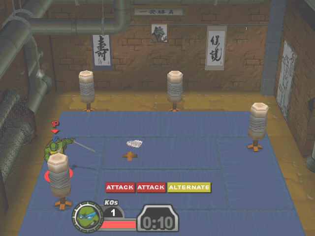 忍者神龟3:变种格斗截图1