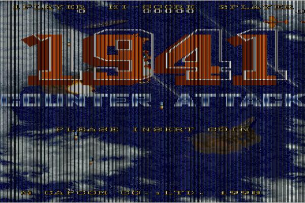 CPS1 模拟器游戏合集13款游戏合集截图1