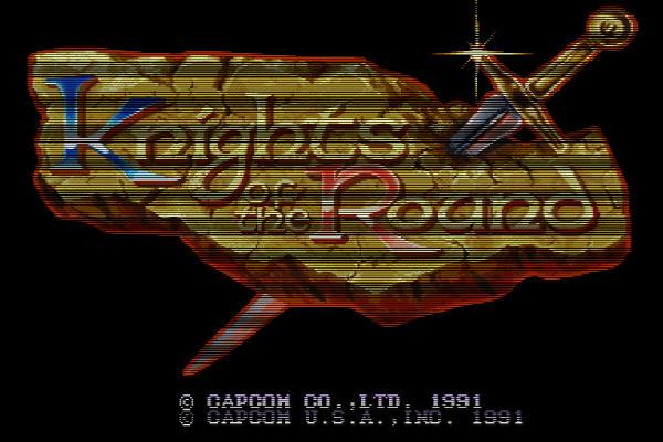 CPS1 模拟器游戏合集13款游戏合集截图2