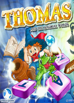 托�R斯和他的魔法�卧~(Thomas And The Magical Words )硬�P版