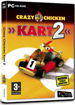 疯狂小鸡赛车2