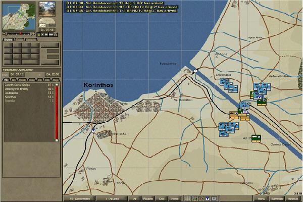 空降袭击 征服爱琴海( Conquest of the Aegean) 英文完整安装版截图1