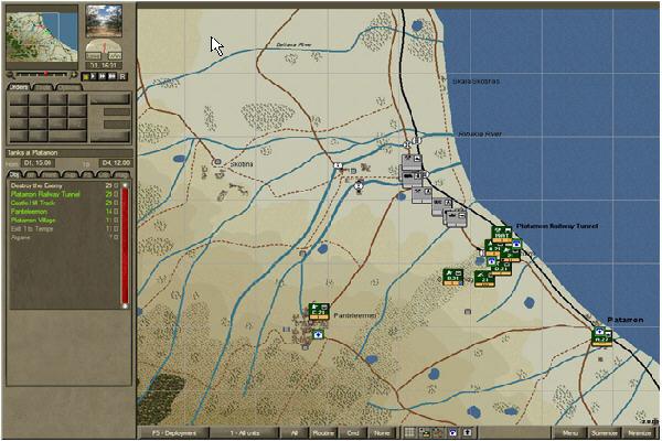 空降袭击 征服爱琴海( Conquest of the Aegean) 英文完整安装版截图2