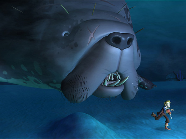 猴岛故事第三章:海怪之巢(Tales of Monkey Island Chapter 3: Lair of the Leviathan)硬盘版截图2