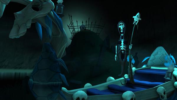 猴岛故事第五章:海盗王的崛起(Tales of Monkey Island Episode 105 Rise of the Pirate God)硬盘版截图0