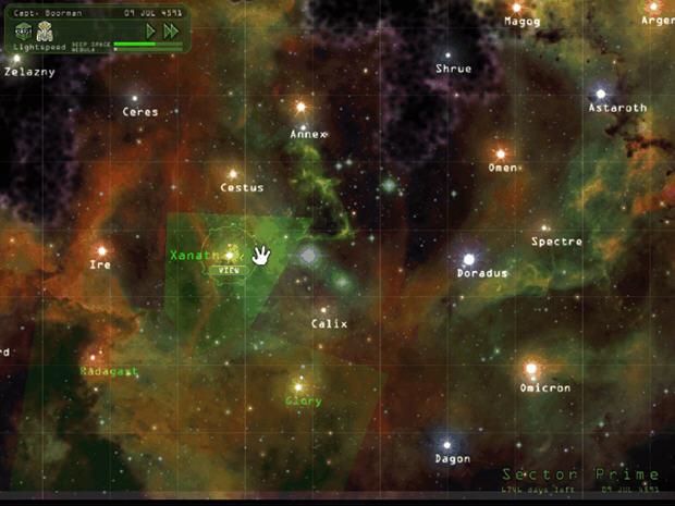 奇异世界(Weird Worlds Return to InfiniteSpace) 硬盘版截图3