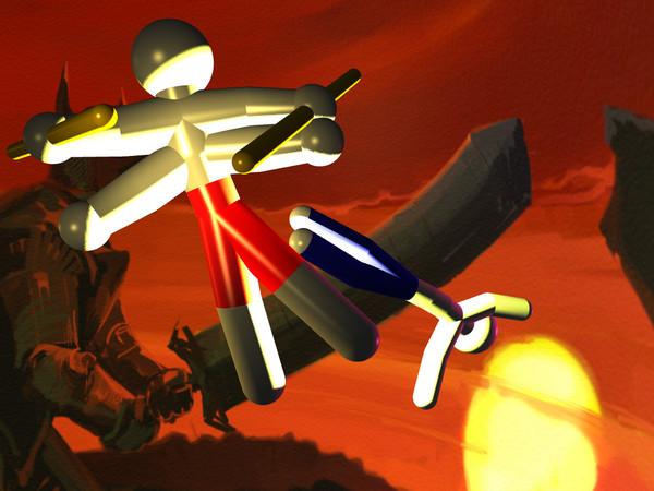 橡胶忍者(Rubber Ninjas)硬盘版截图1