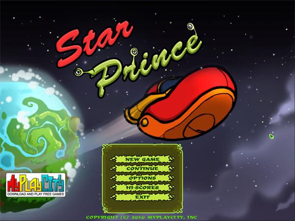 星战王子硬盘版截图0