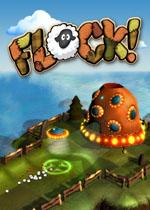 放牧幽浮(Flock!) 英文硬盘版