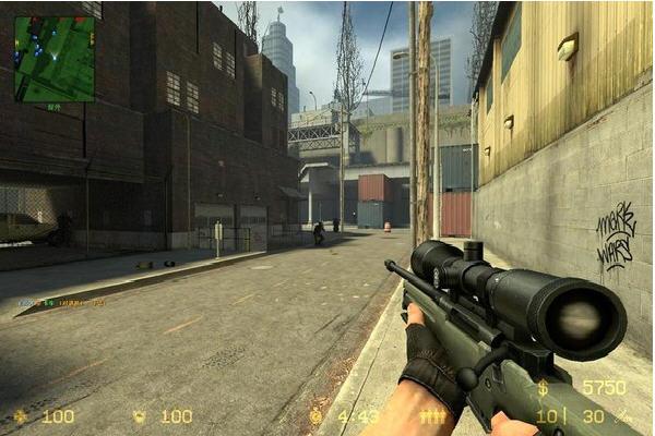 反恐精英 起源(Counter-Strike Source) 双语言切换硬盘版截图1