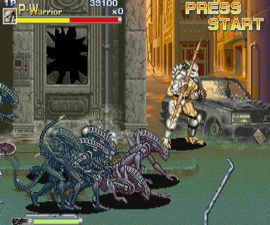 异型对铁血战士硬盘版截图0