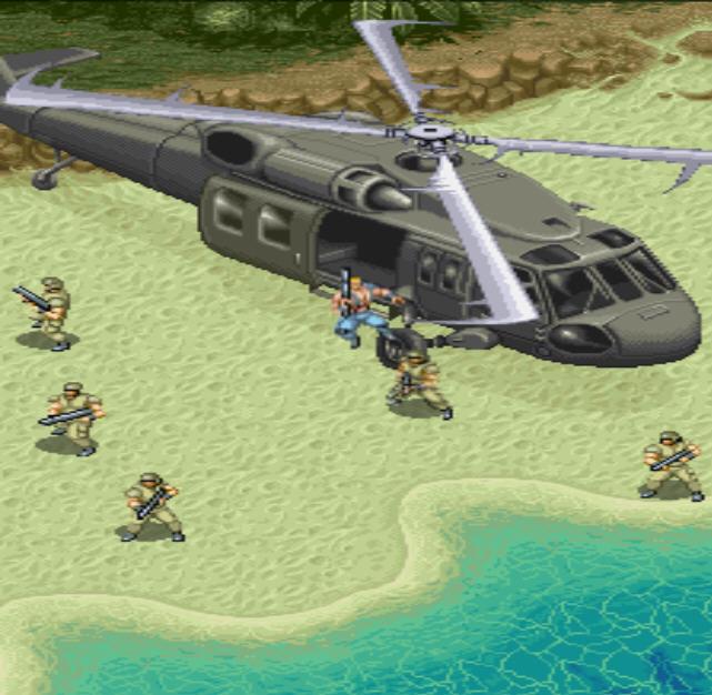 战场之狼2硬盘版截图1