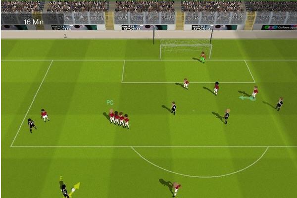 感官足球2006(Sensible Soccer 2006) 英文硬盘版截图0