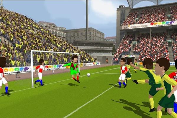 感官足球2006(Sensible Soccer 2006) 英文硬盘版截图1