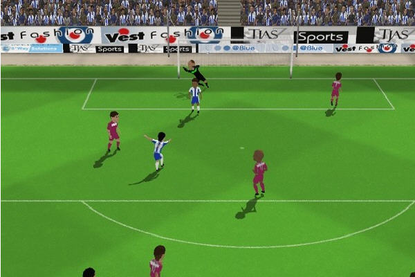感官足球2006(Sensible Soccer 2006) 英文硬盘版截图3