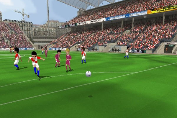 感官足球2006(Sensible Soccer 2006) 英文硬盘版截图4