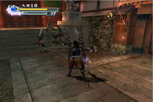 鬼武者3(Onimusha 3) 中文硬盘版截图1