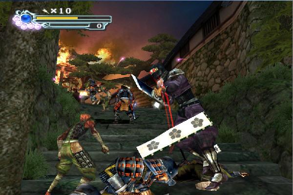 鬼武者3(Onimusha 3) 中文硬盘版截图2