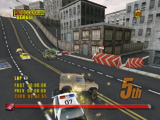都市极限飚车(Urban Extreme)硬盘版截图2